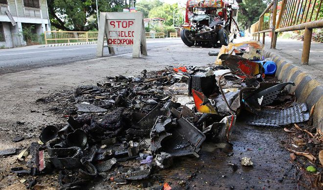 20 killed, 27 injured in road collison in northern Philippines