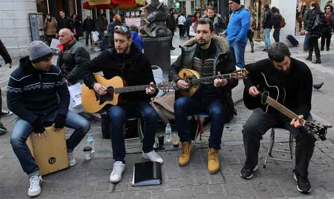 Feature: Greek rebetiko music rises from margins to UNESCO's list