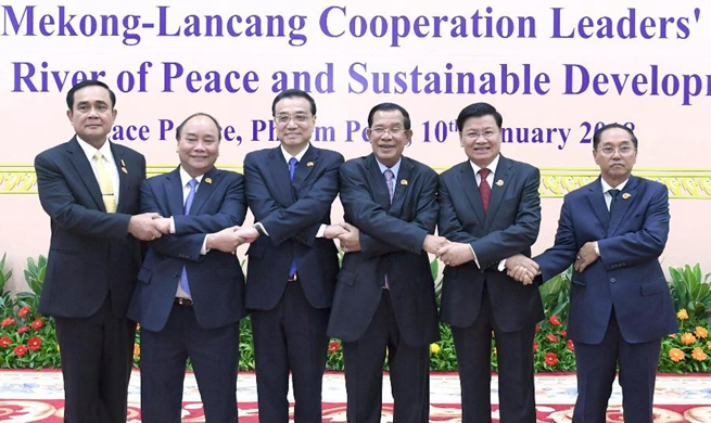 China makes five proposals on securing shared future for Lancang-Mekong  nations