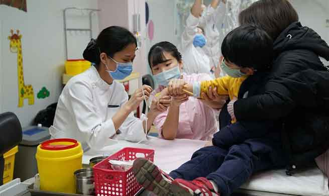 China requires close monitoring on flu outbreak