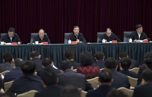 United front officials urged to study Xi thought, CPC congress spirit