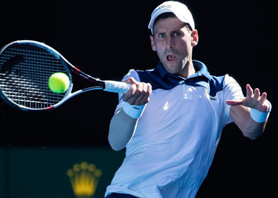 Top seeds power through day two of Australian Open