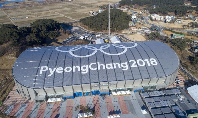 In pics: venues for Pyeongchang 2018 Winter Olympic Games