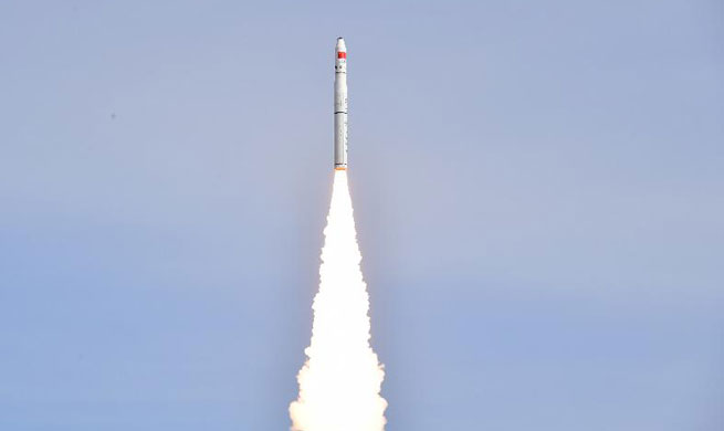 China launches 2 remote sensing satellites, 4 small satellites