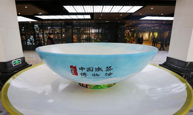 Anhui Cuisine Museum opens to public