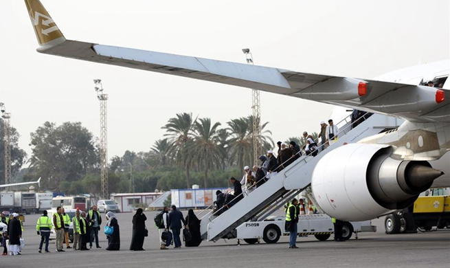 Libya's Tripoli int'l airport reopened