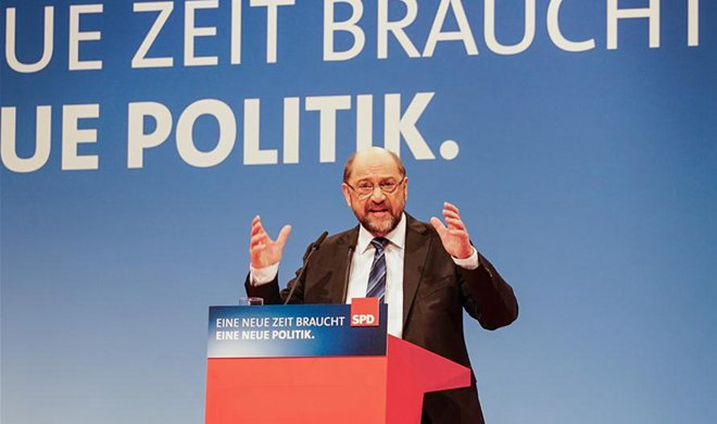 German SPD gives greenlight to formal coalition talks with Merkel
