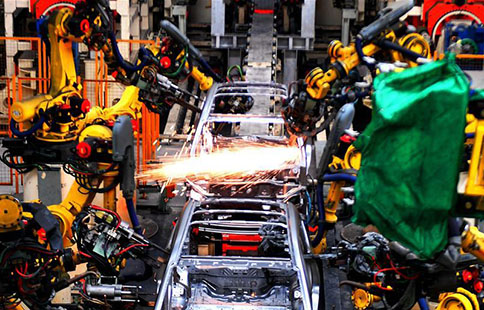 South China's Liuzhou important production base of automobile industry