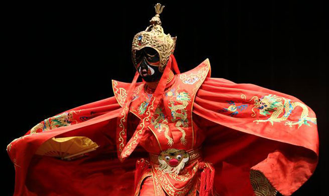 Chinese artists celebrate upcoming Chinese Lunar New Year in Cyprus