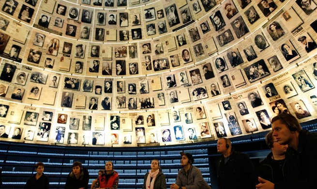 Israel hosts event marking International Holocaust Remembrance Day