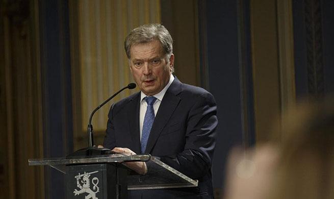 Finland's incumbent president Niinisto re-elected