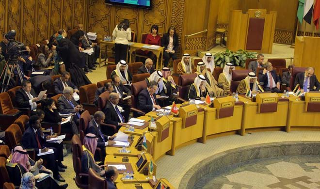 Arab League FMs' meeting holds on Trump's Jerusalem decision