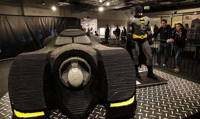 LEGO exhibition held in Warsaw