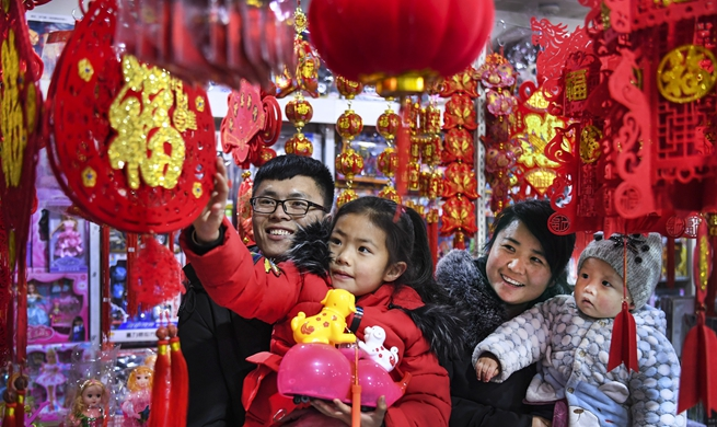 Across China: Chinese celebrate kitchen god festival