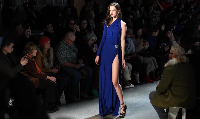 New York Fashion Week 2018 kicks off