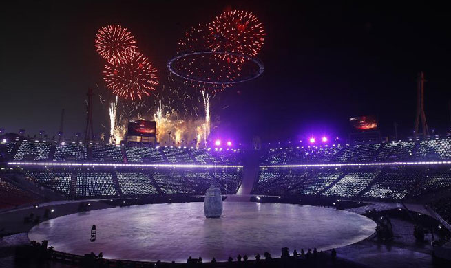PyeongChang Olympic Games kicks off