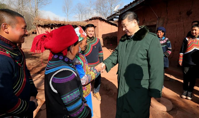 "Xi vows to ""exorcise evil of poverty"""