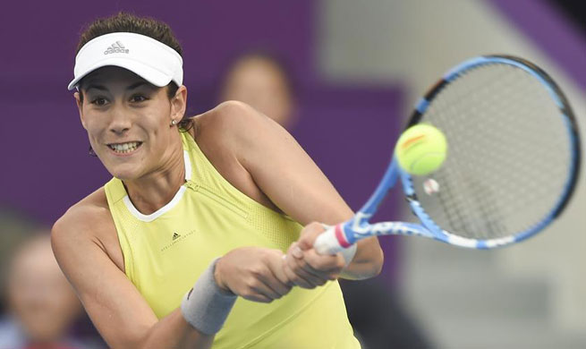 Muguruza advances to semi-finals at Qatar Open