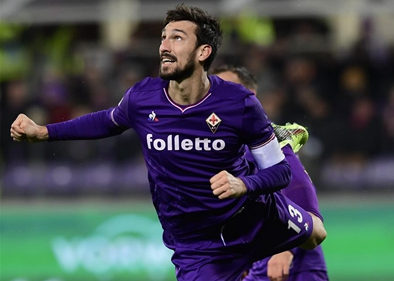 Italian soccer player Davide Astori found dead in Italy's Udine