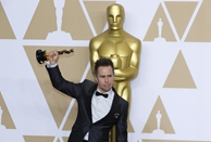 Sam Rockwell wins Best Supporting Actor Award of 90th Oscar