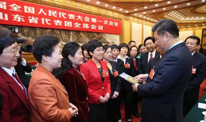 Chinese leaders underline rural vitalization, high-quality development