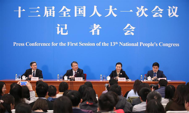 In pics: press conference on constitutional revision