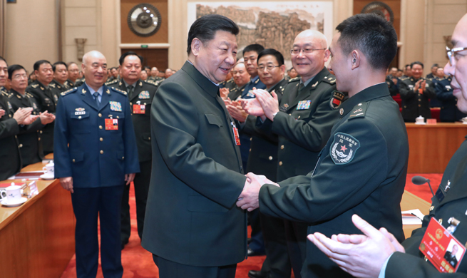 Xi calls for deepened military-civilian integration
