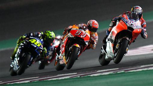 Andrea Dovizioso claims title at 2018 MotoGP Grand Prix of Qatar
