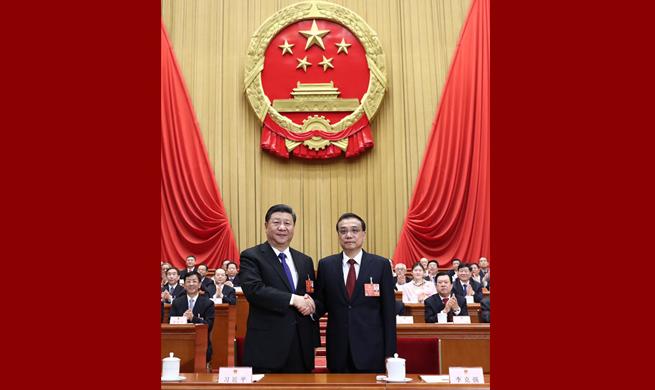 Li Keqiang endorsed as Chinese premier