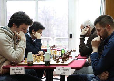 """Open Championship of Chess Club Sarajevo Memorial """"Ekrem Galijatovic"""" kicks off in BiH"""