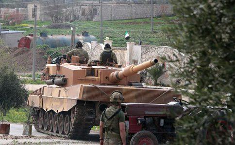 Turkey may expand anti-Kurdish campaign from Syria to Iraq: Erdogan