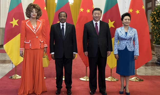 China, Cameroon agree to further advance relationship
