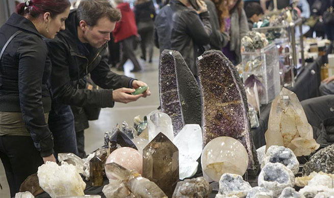 Take a closer look at Vancouver Gem and Mineral Show