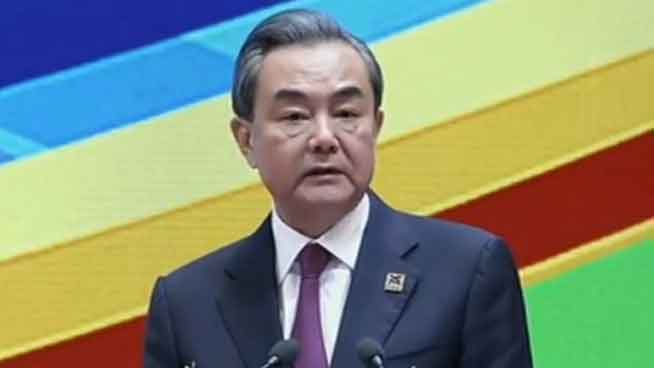 Chinese Foreign Minister: China firmly opposes trade protectionism