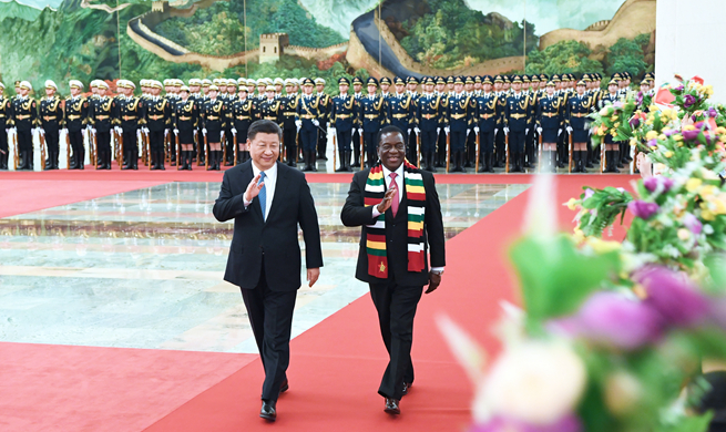 China, Zimbabwe agree to establish comprehensive strategic partnership of cooperation