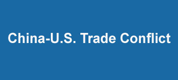 China-U.S. trade conflict