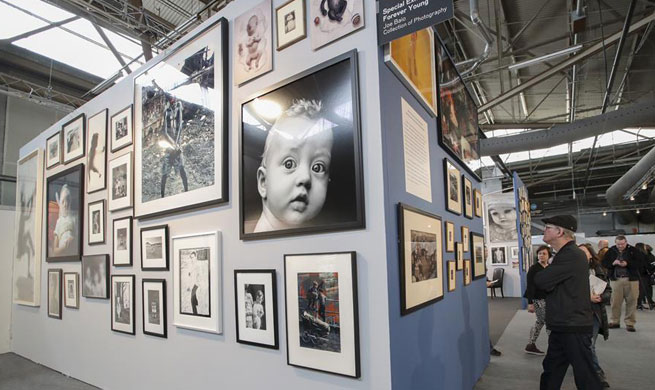 Highlights of 38th edition of Photography Show in New York