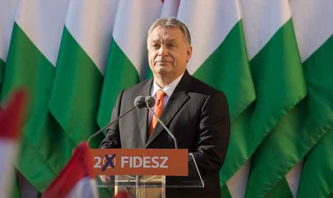 Hungary's parties brace for Sunday's general elections