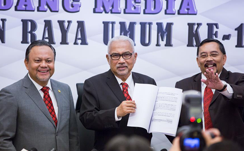 Malaysian general elections set for May 9