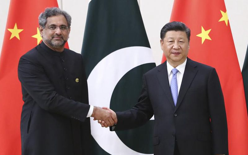 China-Pakistan relations should be pillar for regional peace, stability:  Xi