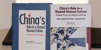 Book detailing China's role in shared human future launched at London Book Fair