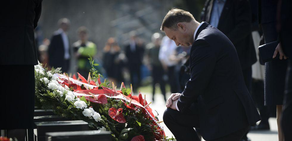 Poland marks 8th anniv. of plane crash in Smolensk of Russia