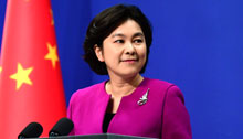 China says resolved to safeguard multilateral, free trading regime