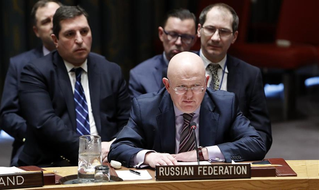Russia shows no interest in new draft Security Council resolution on Syria