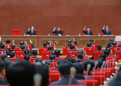 "Kim Jong Un announces ""discontinuance"" of nuclear, missile tests"