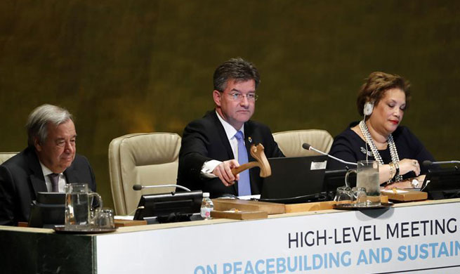 Spotlight: UN officials call for new approach to sustaining peace