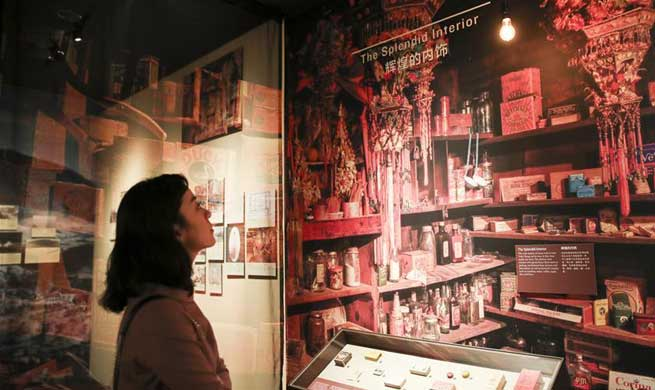 New York museum unveils groundbreaking show on traditional Chinese medicine