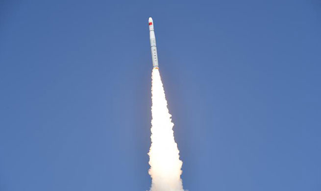 China launches Zhuhai-1 remote sensing satellites