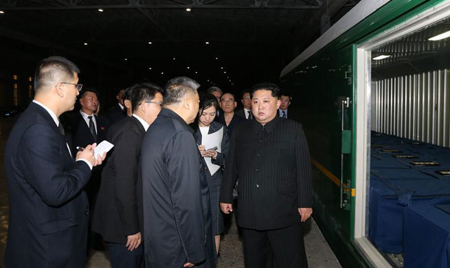 Train carrying Chinese DPRK road accident victims arrives in northeast  China