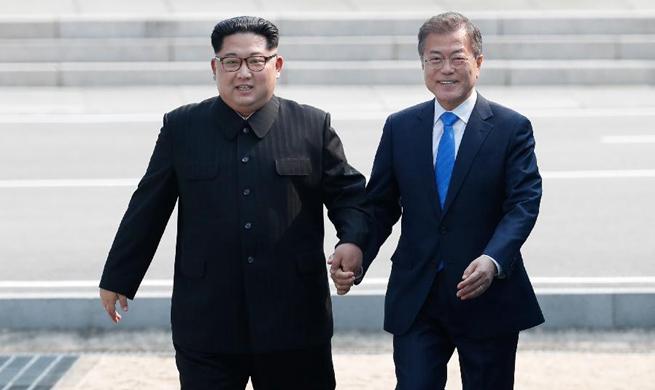 Xinhua Headlines: Moon-Kim summit rekindles hope of lasting peace on Korean Peninsula